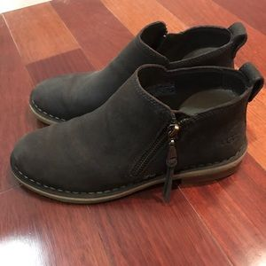 UGG Clementine Ankle Boot, Size 5
